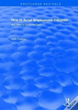 Wook.pt - How To Avoid Employment Tribunals