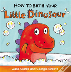 Wook.pt - How To Bath Your Little Dinosaur