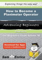 How To Become A Planimeter Operator