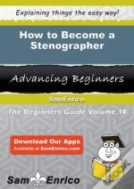 How To Become A Stenographer