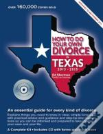 How To Do Your Own Divorce In Texas 2013-2015