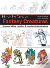 How To Draw: Fantasy Creatures