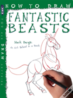 Wook.pt - How To Draw Magical Creatures And Mythical Beasts