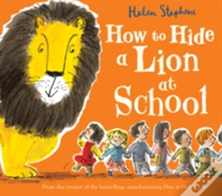Wook.pt - How To Hide A Lion At School