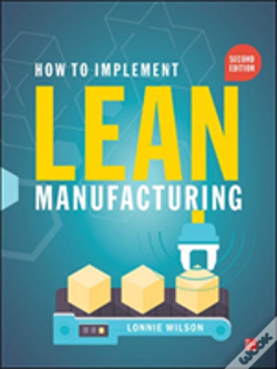 Wook.pt - How To Implement Lean Manufacturing, Second Edition