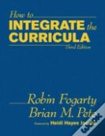 How To Integrate The Curricula