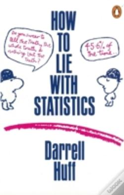 Wook.pt - How To Lie With Statistics