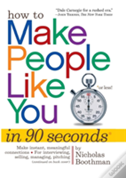 Wook.pt - How To Make People Like You In 90 Seconds Or Less