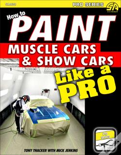 Wook.pt - How To Paint Muscle Cars & Show Cars Like A Pro