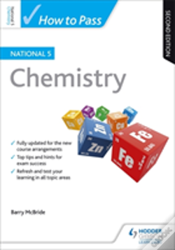 Wook.pt - How To Pass National 5 Chemistry: Second Edition