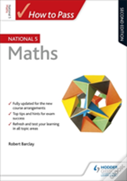 Wook.pt - How To Pass National 5 Maths: Second Edition