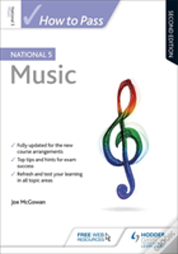 Wook.pt - How To Pass National 5 Music: Second Edition