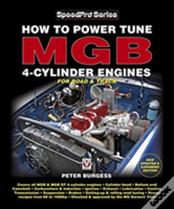 Wook.pt - How To Power Tune Mgb 4-Cylinder Engines