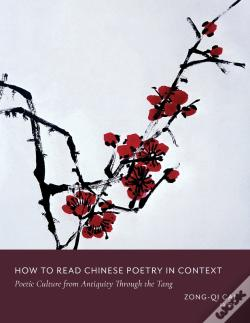 Wook.pt - How To Read Chinese Poetry In Context