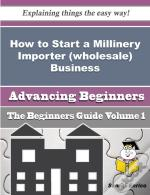 How To Start A Millinery Importer (Wholesale) Business (Beginners Guide)