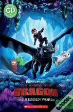 How To Train Your Dragon 3: The Hidden World (Book & Cd)