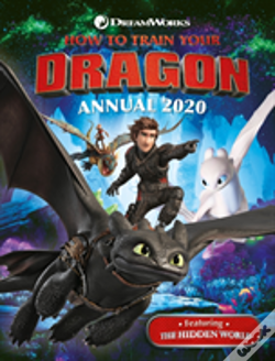 Wook.pt - How To Train Your Dragon Annual 2020