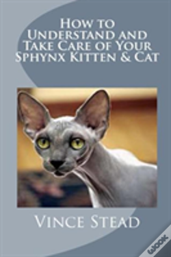 Wook.pt - How To Understand And Take Care Of Your Sphynx Kitten & Cat