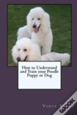 How To Understand And Train Your Poodle Puppy Or Dog