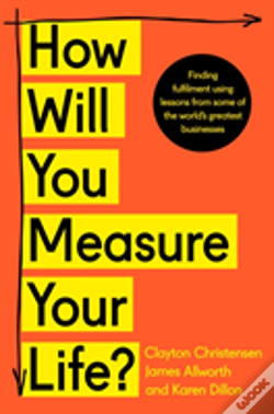 Wook.pt - How Will You Measure Your Life?