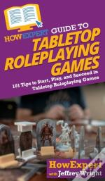 Howexpert Guide To Tabletop Roleplaying Games