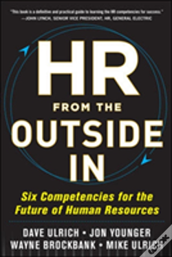 Wook.pt - Hr From The Outside In: The Next Era Of Human Resources Transformation