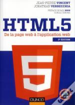 Html5 - De La Page Web A L'Application Web