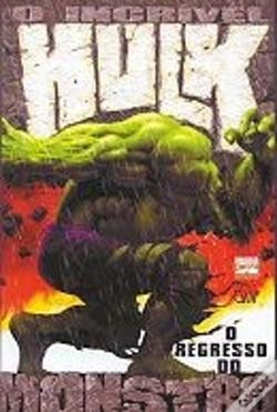 Wook.pt - Hulk - O Regresso do Monstro - Parte 1