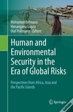 Wook.pt - Human And Environmental Security In The Era Of Global Risks