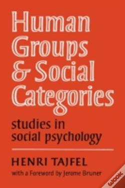 Wook.pt - Human Groups And Social Categories