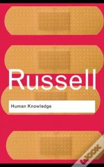 Human Knowledge: Its Scope And Limits