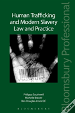 Wook.pt - Human Trafficking And Modern Slavery Law And Practice