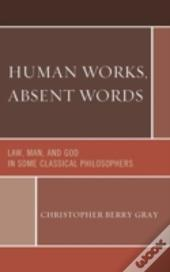 Human Works Absent Words Law Gcb