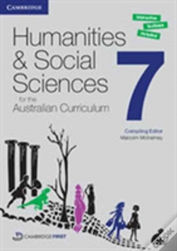 Wook.pt - Humanities And Social Sciences For The Australian Curriculum Year 7 Pack