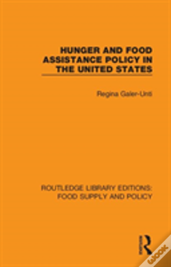 Wook.pt - Hunger And Food Assistance Policy In The United States