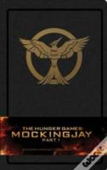 Hunger Games Ruled Journal