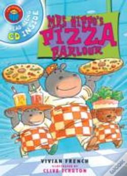 Wook.pt - I Am Reading With Cd: Mrs Hippo'S Pizza Parlour