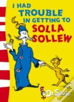 I Had Trouble In Getting To Solla Sollewyellow Back Book