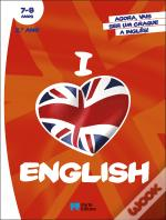 I Love English! - 7-8 anos - 2.º ano