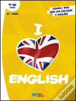 I Love English! - 9-10 anos - 4.º ano