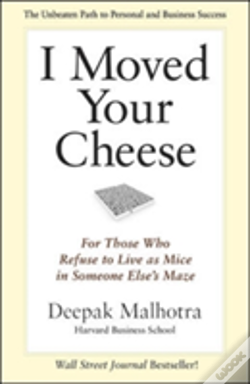 Wook.pt - I Moved Your Cheese