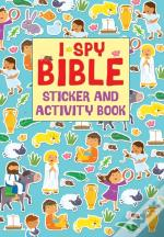 I Spy Bible Sticker And Activity Book