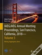 Iaeg/Aeg Annual Meeting Proceedings, San Francisco, California, 2018 - Volume 3