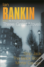 Ian Rankin'Strip Jack', 'The Black Book', 'Mortal Causes'