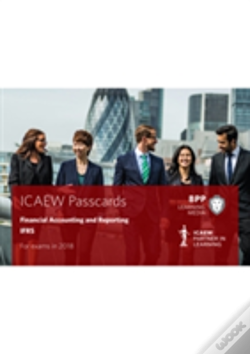 Wook.pt - Icaew Financial Accounting And Reporting Ifrs