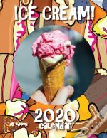 Ice Cream! 2020 Calendar (Uk Edition)