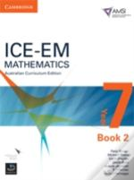 Ice-Em Mathematics Australian Curriculum Edition Year 7 Book 2
