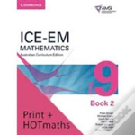 Ice-Em Mathematics Australian Curriculum Edition Year 9 Book 1 And Hotmaths Bundle