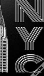 Iconic Chrysler Building New York City Drawing Writing Creative Blank Journal