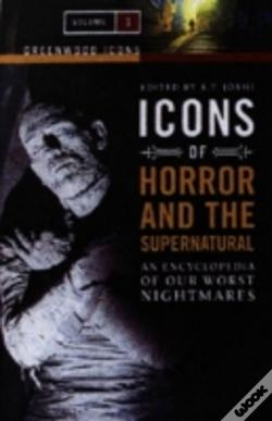 Wook.pt - Icons Of Horror And The Supernatural